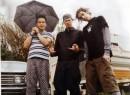 Blink 182 - колись я їх слухав, а крім них ще багато іншого Американського Панку : The Offspring, Sum 41, Andrew W.K. ...