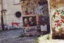 Местные графити