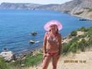 Это я на Золотом пляже в Балаклаве