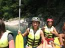 Рафтинг по реке Тара.