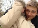 Я и Сашка)))))))