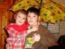 Я и моя сестра))