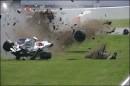 Роберт Кубица Гран-При Канады 2007, скорость в момент удара со стеной была  215 километров в час ...перегрузка в тот момент была 75g