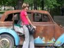 всегда приятно открывать такую крутую машину...))