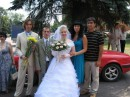 Свадьба у сестры.