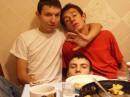 а це мої друзяки після п'янки=)