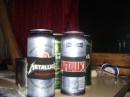 """Пиво """"Metallica"""", специально для фанатов ;)"""