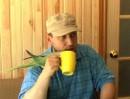 Лучше чая может быть только чай без попугая.