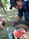 горілка з кавуном...мдя))) 49 віджог)