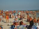 Crowded beach!