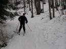 Карпаты - Подобовец Слабовато я пока катаюсь, но надеюсь след. зимой буду получше :)