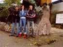 Я и мои друзья в Семферополе.