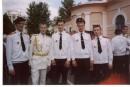 это я со своими друзьями из 5 роты