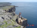 Aran islands, Atlantic ocean