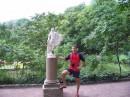 в Софиевском парке с Апалоном