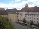 Хм старая фотка из окна здания, где я проходил практику.