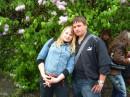 я в ботаническом саду со своим солнешком:)