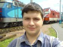 В депо Киев-Пасс.