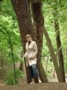 2006 год.я в старом ботаническом