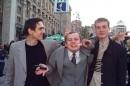 2002 год Адвокат,Муминек и Лавер