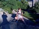 Воронцовский Дворец ! Я и Димкина Тень :)
