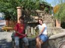 В парке Эвпатории