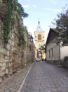 Николаевская церковь, XV в. Слева - Армянские склады