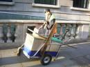 London street cleaner