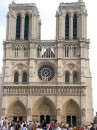Paris. The Cathedral of Notre Dame
