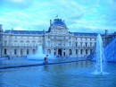 Paris. The Louvre
