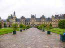 Fontainebleau. The residence of French kings