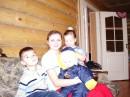 Мои любимые племянники!