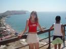А эт вид с балкона на море ГгГг)))