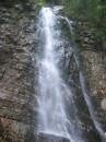 Водопад, Карпаты - август, 2007г.