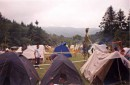 Турслет...Карпаты...представте...200 человек в палатка пять дней... Июль...2003 года