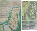 Карта Каменца-Подольского. Старый город