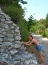 Вот дострою стеночку и пойду купаться;))))