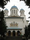 """пьяная церковь"", г.Черновцы"