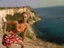 это мыс Фиолент в Крыму...  ну  ооочень  красивое  место!