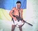 так будет выглядить будуйщий воин Украины :)))