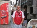Черногория - Страна, в которую я влюбился =)  16-26 Августа 2007 года.. Хачу назад!!!=) На улицах старой Будвы.