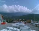 Черногория - Страна, в которую я влюбился =)  16-26 Августа 2007 года.. Хачу назад!!!=) Война дождевых туч и гор.. В этот раз горы победили и дождь не прошёл.. (Фотал мобилкой)