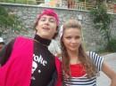 Я и Жека!  *Перед выступлением! Пираты=)