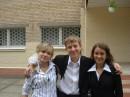 ет мои однокласнецы и я ))