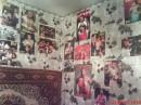 Половина моей комнаты)))