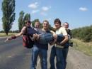 после отдыха на Роси меня носили на руках )))