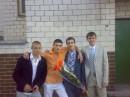 __Выпускной Кени и Сладкого, а мы с Воно так подмазались)))