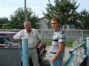Я с отцом