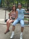 С Ирочкой из Вологды