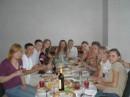 Застолье..... а потім були танці)))))